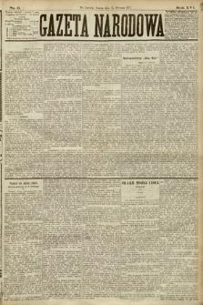 Gazeta Narodowa. 1877, nr9