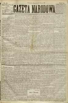 Gazeta Narodowa. 1877, nr11