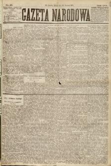 Gazeta Narodowa. 1877, nr15