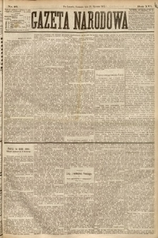 Gazeta Narodowa. 1877, nr16