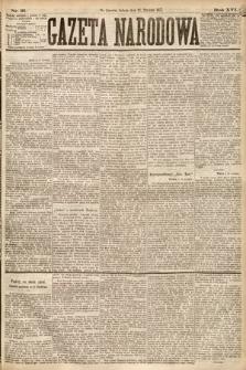 Gazeta Narodowa. 1877, nr21