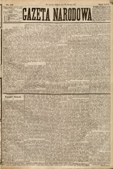Gazeta Narodowa. 1877, nr22
