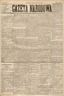 Gazeta Narodowa. 1877, nr27