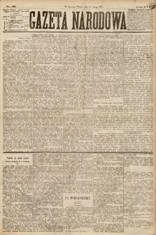 Gazeta Narodowa. 1877, nr28