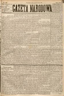 Gazeta Narodowa. 1877, nr32