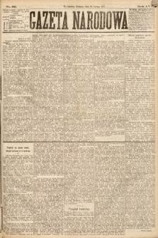 Gazeta Narodowa. 1877, nr39