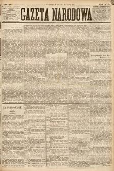 Gazeta Narodowa. 1877, nr40