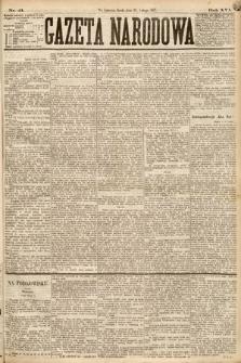 Gazeta Narodowa. 1877, nr41