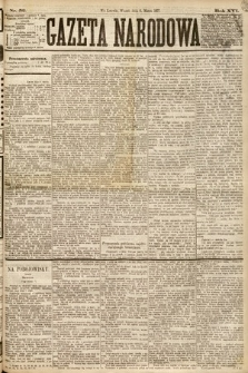 Gazeta Narodowa. 1877, nr52