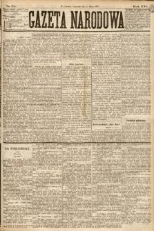 Gazeta Narodowa. 1877, nr54
