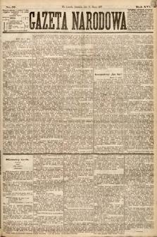 Gazeta Narodowa. 1877, nr57