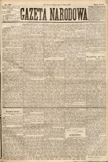 Gazeta Narodowa. 1877, nr58