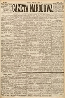 Gazeta Narodowa. 1877, nr61
