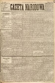Gazeta Narodowa. 1877, nr65