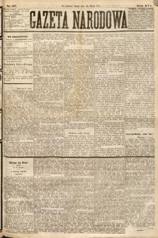 Gazeta Narodowa. 1877, nr67