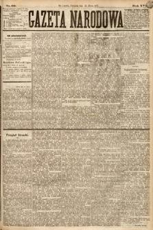 Gazeta Narodowa. 1877, nr69