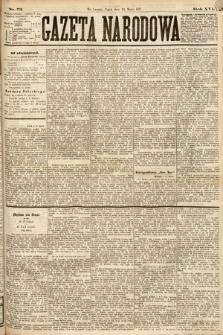 Gazeta Narodowa. 1877, nr73
