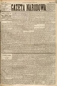 Gazeta Narodowa. 1877, nr78