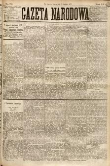 Gazeta Narodowa. 1877, nr79