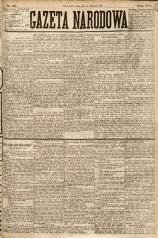 Gazeta Narodowa. 1877, nr82