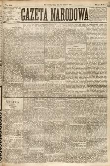 Gazeta Narodowa. 1877, nr88