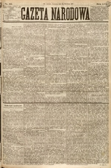 Gazeta Narodowa. 1877, nr92