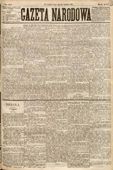Gazeta Narodowa. 1877, nr94