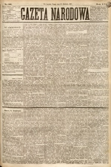 Gazeta Narodowa. 1877, nr96