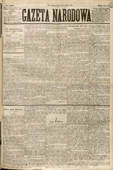 Gazeta Narodowa. 1877, nr100