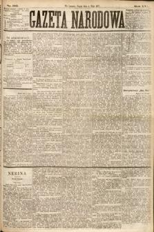 Gazeta Narodowa. 1877, nr102