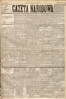 Gazeta Narodowa. 1877, nr105