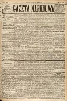 Gazeta Narodowa. 1877, nr107