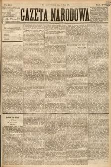 Gazeta Narodowa. 1877, nr112
