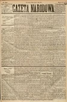 Gazeta Narodowa. 1877, nr114
