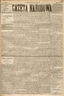 Gazeta Narodowa. 1877, nr118