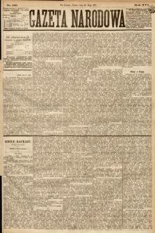 Gazeta Narodowa. 1877, nr119