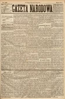 Gazeta Narodowa. 1877, nr122