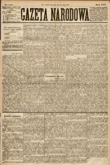 Gazeta Narodowa. 1877, nr123