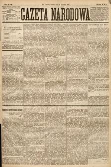 Gazeta Narodowa. 1877, nr124