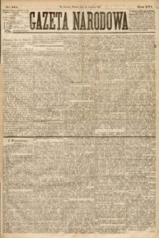Gazeta Narodowa. 1877, nr132