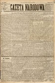 Gazeta Narodowa. 1877, nr135