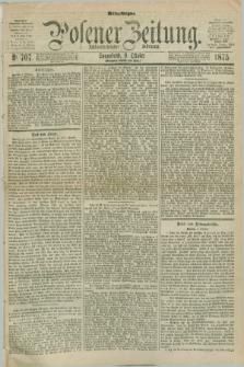 Posener Zeitung. Jg.78 [i.e.82], Nr. 707 (9 Oktober 1875) - Mittag=Ausgabe.