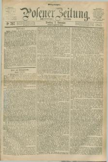 Posener Zeitung. Jg.78 [i.e.82], Nr. 767 (2 November 1875) - Mittag=Ausgabe.