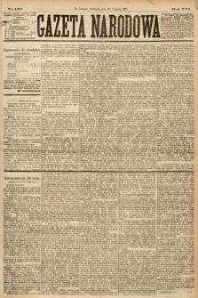 Gazeta Narodowa. 1877, nr143