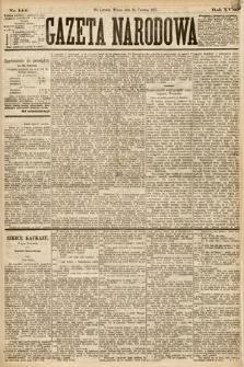 Gazeta Narodowa. 1877, nr144