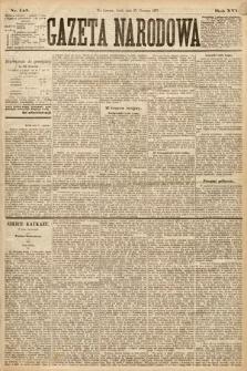 Gazeta Narodowa. 1877, nr145