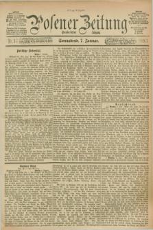 Posener Zeitung. Jg.100, Nr. 17 (7 Januar 1893) - Mittag=Ausgabe.