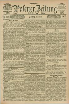 Posener Zeitung. Jg.100, Nr. 329 (12 Mai 1893) - Abend=Ausgabe.
