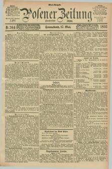 Posener Zeitung. Jg.100, Nr. 364 (27 Mai 1893) - Abend=Ausgabe.