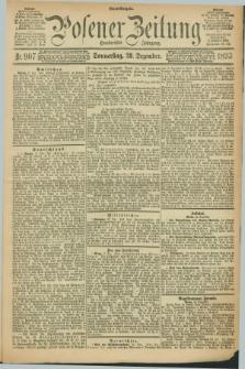 Posener Zeitung. Jg.100, Nr. 907 (28 Dezember 1893) - Abend=Ausgabe.